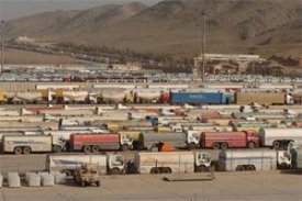 Logistics in Iraq Modernises with New Freight Truck Location and Cargo Management System